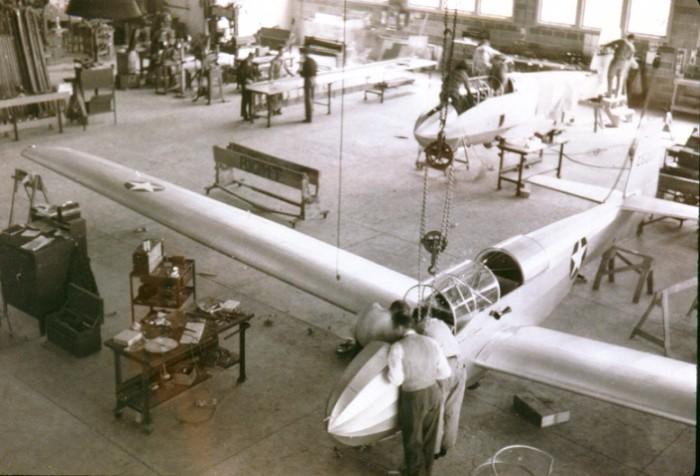 Schweizer TG-3