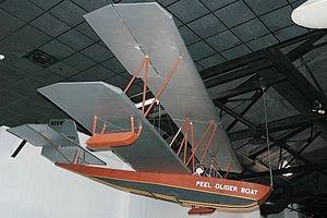 Peel Glider Boat