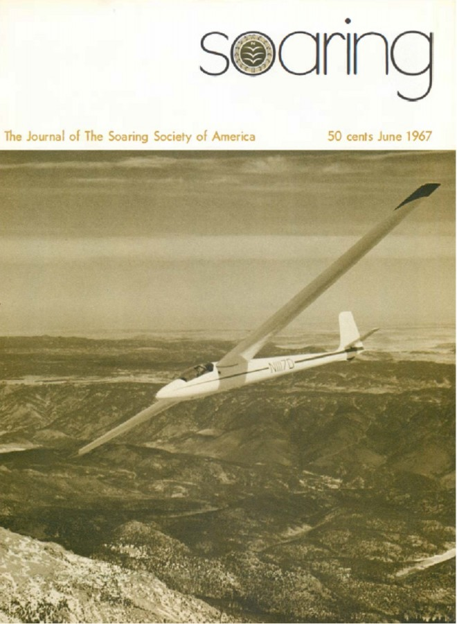 Brittinham Soaring Cover #1