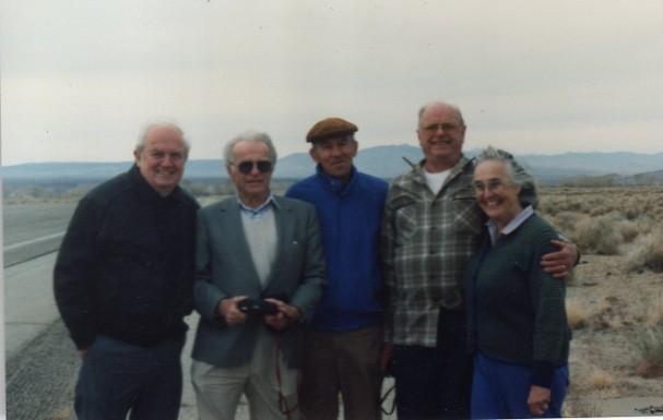 Sierra Wave Project Reunion