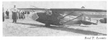 Cadet II Utility glider