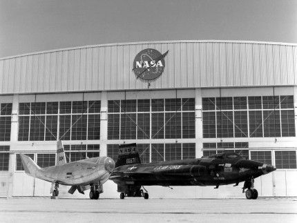 X-15 and Lifting Body