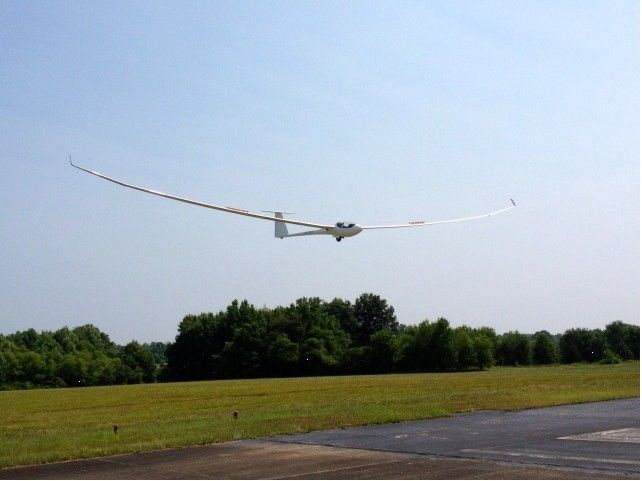Concordia glider