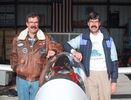 Jim and Tom Payne