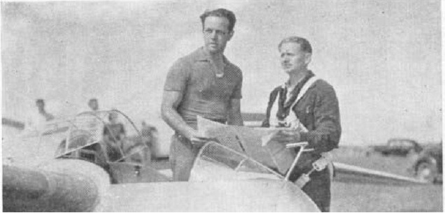 Harvey Stephens and Harland Ross