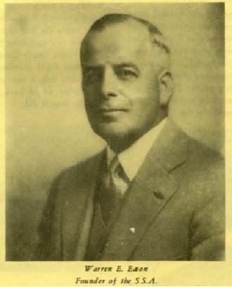 Warren Eaton