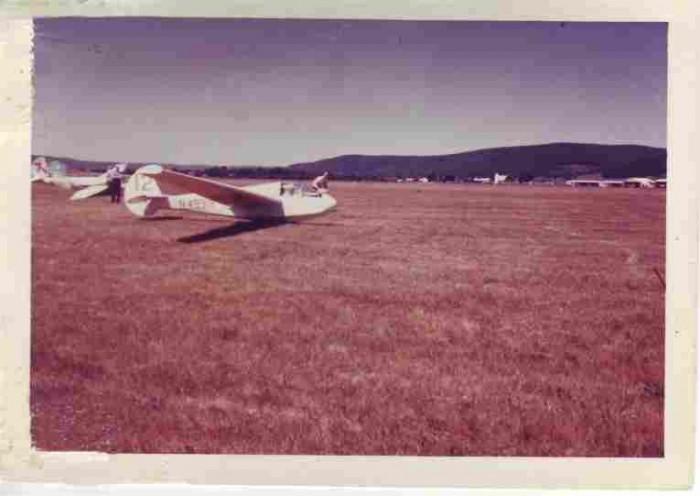 Compton glider