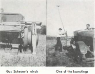 Gus Scheurer's winch