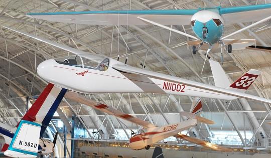 Sisu 1A glider