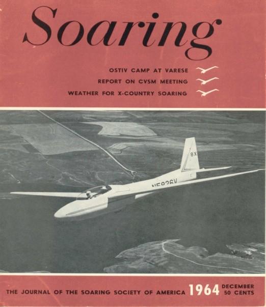 Soaring, December 1964