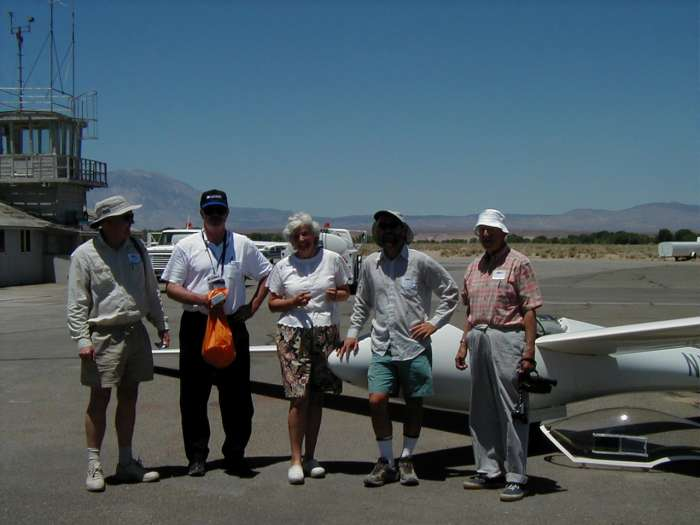 Sierra Wave Project, Bishop, California Airport