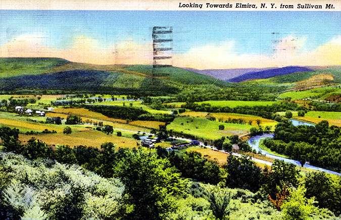 Harris Hill, Elmira, New York