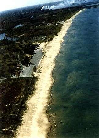 Marquette Park, Miller Beach, Gary, Indiana
