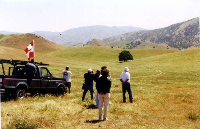 Arvin-Sierra Gliderport, Tejon Ranch, Arvin, California