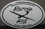 Harris Hill Window Sticker